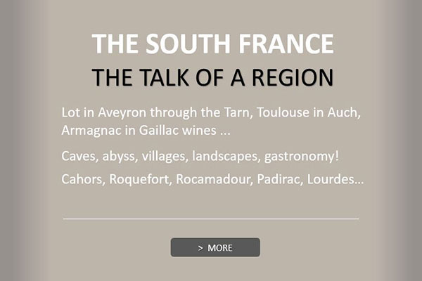 A discovery tour to surprise! South of France, Airbus, violet, Rodez, Millau, Roquefort, Albi, Saint Cirq Lapopie, Cahors, Cahors wine, Quercy, Aubrac, padirac, Rocamadour, Gaillac wine, auch, eauze, armagnac, Lourdes, gavarnie