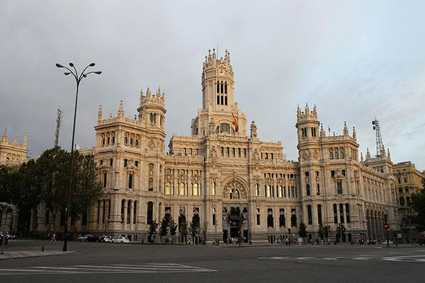 grupos viajan desde Madrid para el suroeste de Francia Burdeos