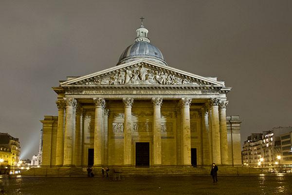 week-end groupes au départ du pantheon paris pour bordeaux