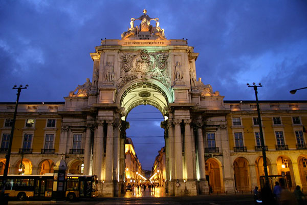 Grupos viajar de Lisboa a sudoeste de França Bordeaux
