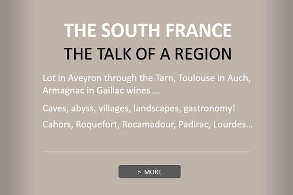 A discovery tour to surprise! South of France, Airbus, violet, Rodez, Millau, Roquefort, Albi, Saint Cirq Lapopie, Cahors, Cahors wine, Quercy, Aubrac, padirac, Rocamadour, Gaillac wine, auch, eauze, armagnac, Lourdes, gavarnie