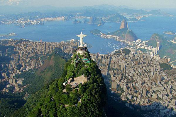 Grupos viajar de Rio de Janeiro a sudoeste de França Bordeaux