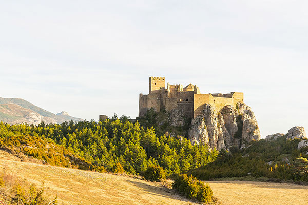 voyage groupe a Huesca en Aragon
